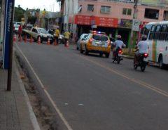Ex-vereadora de Macaíba, Rosana é vítima de acidente no centro da cidade