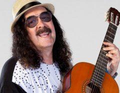 Cantor e guitarrista Moraes Moreira morre aos 72 anos