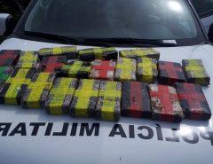 PM apreende grande quantidade de drogas em São José do Mipibu/RN