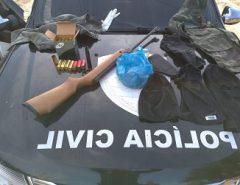 Polícia Civil deflagra Operação contra violência doméstica