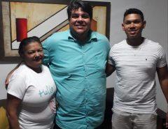 Dr. Rodolfo e Zuleide anunciam apoio a Netinho França