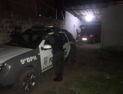 Polícia Militar desarticula ponto de desmanche de veículos nos Guarapes