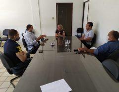 Vereadores se reúnem com secretária de Trabalho e Assistência Social de Macaíba