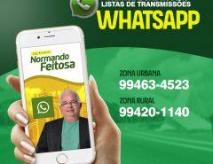 Delegado Normando Feitosa lança mais dois canais de comunicação voltados aos macaibenses