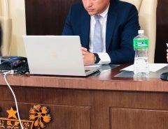 Deputado Kleber Rodrigues preside primeira reunião da CCJ por videoconferência