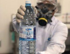 Núcleo de Pesquisa em Alimentos e Medicamentos (Nuplam/UFRN) inicia produção de álcool 70%