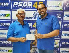 Mato Grande: Pedro Henrique e maioria dos vereadores se filiam ao PSDB que terá nome próprio em Pedra Grande