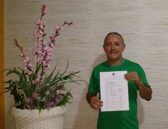 Comissão Provisória do Partido Verde em Macaíba