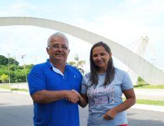 Ceyça Lima se filia ao PSC Macaíba