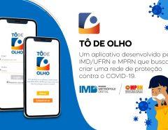 Covid-19/ IMD cria tecnologia para ajudar governo a evitar aglomerações durante isolamento social