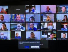 Parlamentares debatem pauta de sessão remota na Assembleia do RN