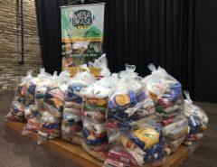 Mesa Brasil Solidário arrecada alimentos e itens de higiene para população mais vulnerável ao Covid-19