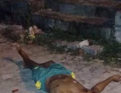 Homicídio é registrado em Macaíba