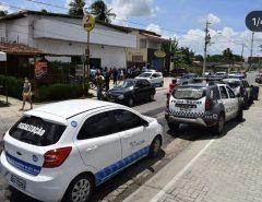 Secretarias de Meio Ambiente e Urbanismo e de Saúde fiscalizam locais em Macaíba para evitar aglomerações de pessoas