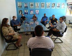 Vereadores mediam diálogo entre Prefeitura e comerciantes