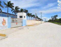 Informe Publicitário: Obras de pavimentação avançam em direção ao Tapará