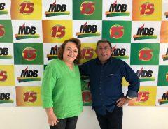 Jurandir de Jundiaí declara apoio à pré-candidatura de Marília Dias