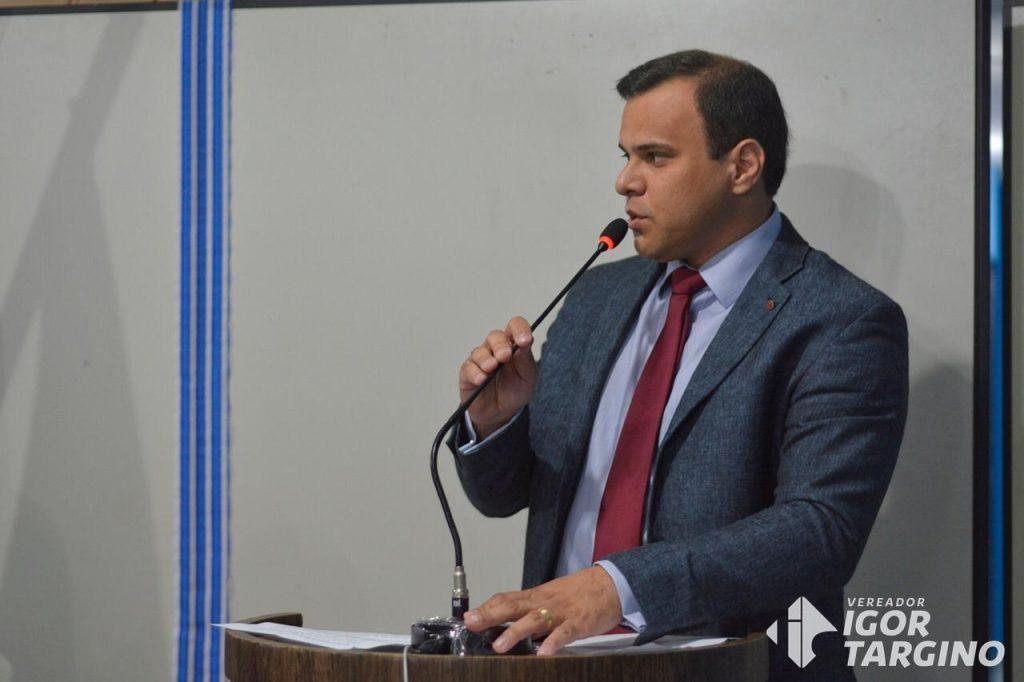 Política Macaíba: vereador Igor Targino no MDB | Senadinho Macaiba
