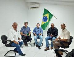 PSL Macaíba declara apoio ao delegado Normando Feitosa