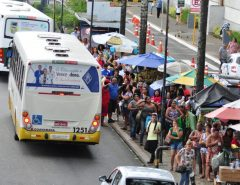 Transporte público de Natal pode entrar em colapso até o fim de maio, projeta Seturn
