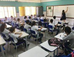 Piso salarial do magistério é sancionado pela Governadora Fátima Bezerra