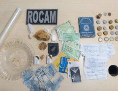 Polícia Militar apreende material entorpecente em Parnamirim/RN