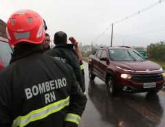 Corpo de Bombeiros dá dicas de segurança durante o período chuvoso