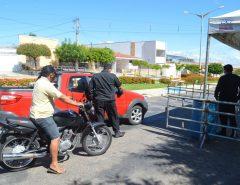 Prefeitura decreta bloqueio total e restringe trânsito e circulação de pessoas em Itaú, no Oeste potiguar