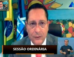 Ezequiel Ferreira anuncia suspensão do recesso parlamentar de julho em razão do coronavírus