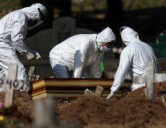 Brasil ultrapassa 19 mil mortos por Covid e 294 mil infectados