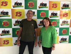 Suplente de vereador da zona rural declara apoio à Marília Dias