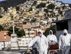 Brasil registra 1.188 mortes e 18.508 casos de coronavírus nas últimas 24h