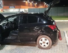Mais um veículo roubado é recuperado pela PRF na BR 101 em Parnamirim/RN