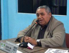 Mensagem do Presidente da Câmara de Vereadores Gerson Lima a todos os Garis de Macaíba