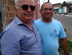 Marcos Poeta anuncia pré-candidatura ao legislativo e declara apoio ao delegado Normando