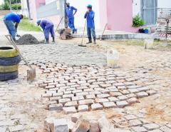Informe Publicitário: Prefeitura de Macaíba recupera ruas no Centro do município