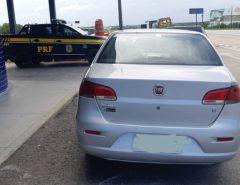 PRF detém três homens em São José de Mipibu/RN por veículo roubado