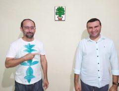 Professor Costinha declara apoio a Emídio Jr.