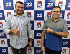 Dinaldo Oliveira: pré-candidato a vereador pelo PL