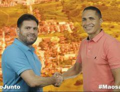 Ielmo Marinho: Francenilson ganha adesão do Solidariedade de Tarcísio Ribeiro Júnior