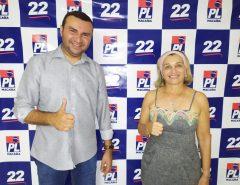 Socorro Nogueira declara apoio a Emídio Jr.