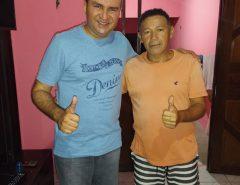 Cícero Vieira está com Emídio Jr