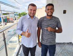 Júlio Félix está com Emídio Jr