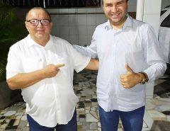 Dr. Menguita declara apoio a Emídio Jr.