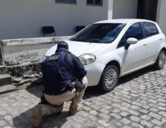 Homem é preso na BR-304, em Macaíba, com veículo adulterado e documento roubado