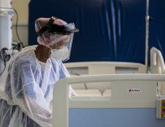Nove dos dez hospitais públicos do RN estão com 100% dos leitos para Covid-19 lotados; estado tem 41 pacientes na fila por leito crítico