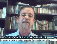 Novo decreto será mais rígido, diz secretário de Relações Institucionais do RN