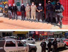 PM realiza Operação Pacto pela Vida em Macaíba