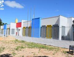 Informe Publicitário: Obras da Creche Proinfância do distrito de Cajazeiras avançam