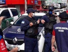 Polícia Civil participa de força-tarefa em Mossoró para o cumprimento de decreto